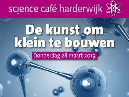 Nobelprijswinnaar Ben Feringa bij Science Café Harderwijk