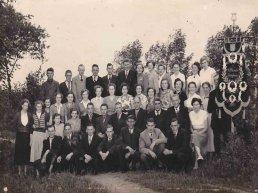 't Hierder Zangkoor viert honderdjarig bestaan (foto's)