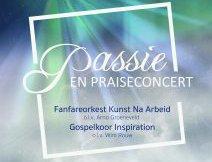Passie & Praise concert