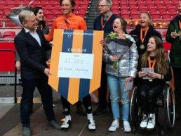 € 23.700,- voor 'Als1team Challenge'