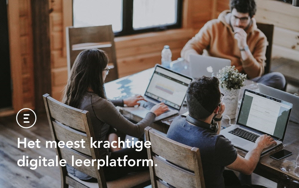 Index software lanceert digitale leerplatform voor hogeschool