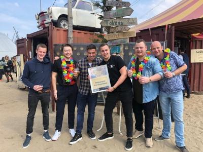 Kok Experience wint Award: Leukste restaurant 2019 gemeente Harderwijk