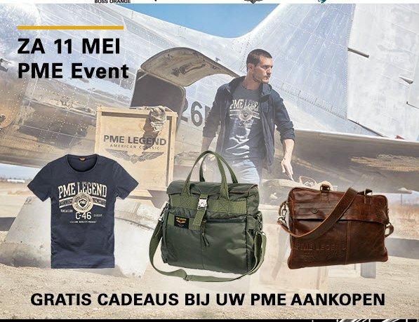 PME Event bij Germano Menswear Harderwijk