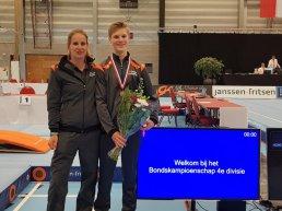 Sjoerd Krolis Nederlands kampioen turnen