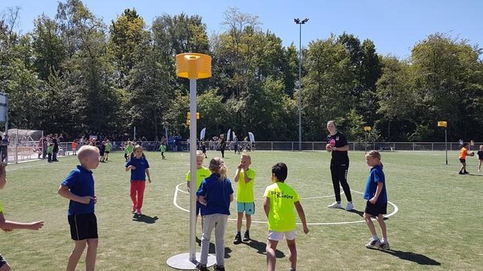 Schoolkorfbal Harderwijk 1