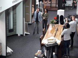 Ermelose Douchezaak in beeld op RTL4