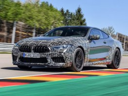 Nieuwe BMW M8 Coupé en Competition