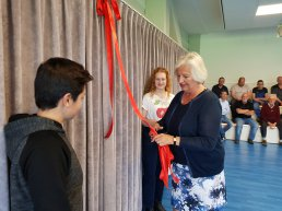 Nieuw gedeelte Christelijk College Nassau-Veluwe geopend