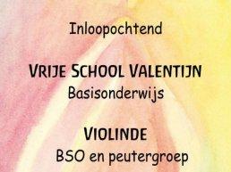Inloopochtend Vrije School Valentijn