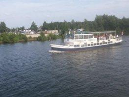 Dagtocht varen en fietsen naar Spakenburg