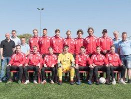 Finale nacompetitie VV Hierden 2 - VV Nunspeet 2
