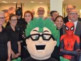 Superhelden bij Specsavers Harderwijk