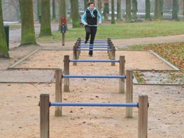Stem op Stadsidee: Work Out langs het Zeepad!