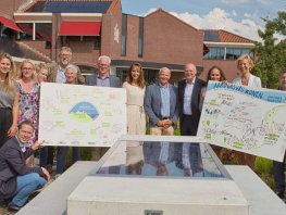 Samen aan de slag voor aardgasvrij wonen in Harderwijk en Hierden
