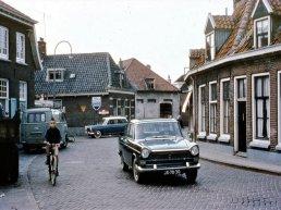Herinner je je Harderwijk: Luttekepoortstraat begin jaren 60
