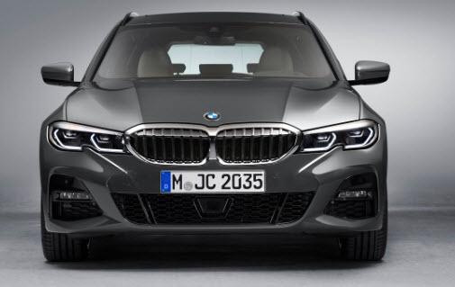 Nieuwe BMW 3 serie touring