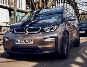 BMW I3 executive edition