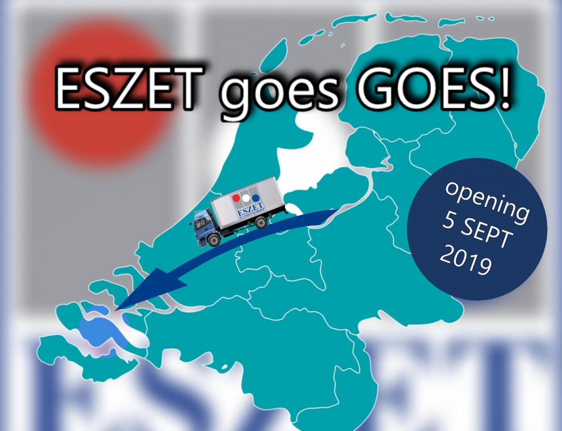 ESZET goes GOES