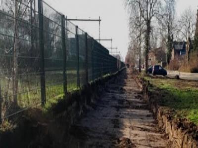 Komende week nog verkeershinder Melis Stokelaan en omgeving