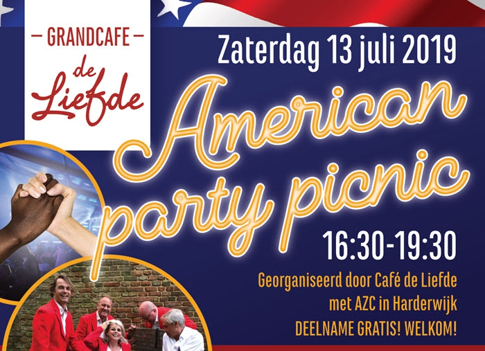 American Party Picnic
