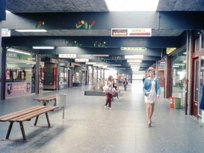 Herinner je je Harderwijk: Winkelcentrum Stadsdennen