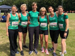 Athlos-dames verbreken nationaal record Ekiden