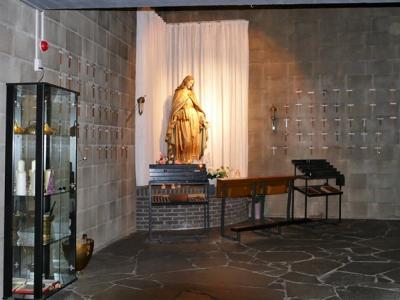 Stilteruimte Catharinakerk Harderwijk hele jaar geopend