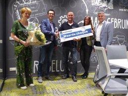 Stichting HOE Harderwijk-Hierden verrast door gulle gift