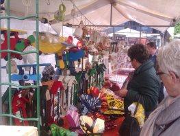 Zomermarkten op de Boulevard in Harderwijk