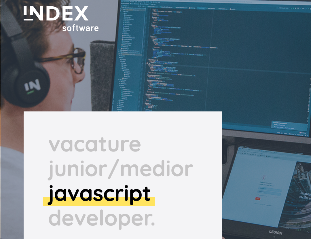 Vacature Junior/editor Javascript Developer