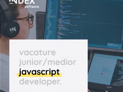 Vacature Junior/editor Javascript Developer