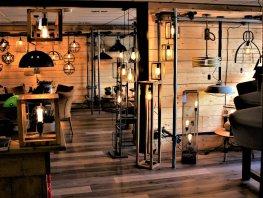 Eindelijk weer een mooie verlichtingszaak in Harderwijk