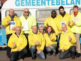 Gemeentebelang Harderwijk-Hierden wil een Johan Cruijffpad