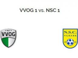 Oefenwedstrijd tegen NSC Nijkerk verplaatst naar Harderwijk