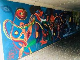 Harderwijk heeft er een tunnelgalerie bij