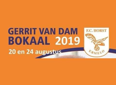 Gerrit van Dam Bokaal 2019