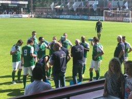 VVOG doet zich tekort in Harkema (wedstrijdverslag)