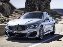 BMW 8 serie Gran Coupé: nieuw toppunt van sportiviteit