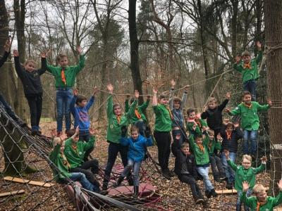 100 jaar Scouting Ragay Redoz Harderwijk