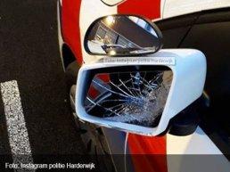 Grote woede bij agenten om vernielde politiewagen