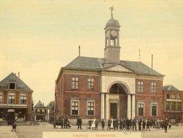 Lezing: de historie van het oude stadhuis in Harderwijk