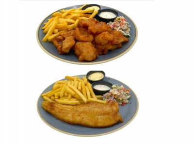 Super Fish & Chips Deal