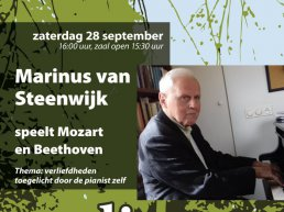 Marinus van Steenwijk op PodiumPlantagekerk