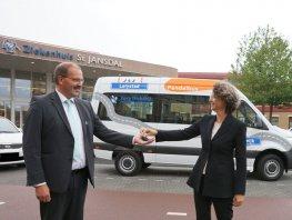 Gratis vervoer tussen ziekenhuislocaties Harderwijk en Lelystad