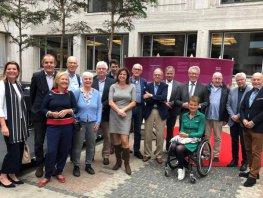 Huis der Provincie Gelderland ontvangt burgers uit Ermelo, Harderwijk, Putten en Nunspeet
