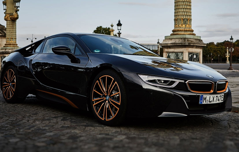 BMW i3s Roadstyle Edition en BMW i8 Ultimate Sophisto Edition
