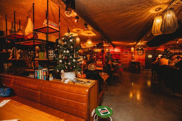 Kerstdiner bij Kok Experience op kerstavond