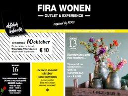 Elke maand heeft FIRA WONEN spectaculaire activiteiten