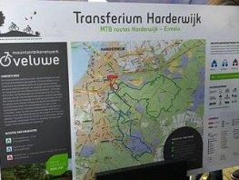 Mountainbikeroute Harderwijk Ermelo officieel geopend