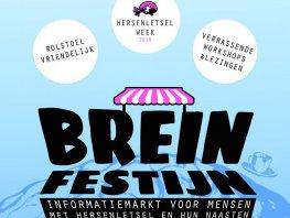 Wethouder van Noort opent unieke Hersenletselweek Harderwijk met informatiemarkt Breinfestijn op 28 oktober